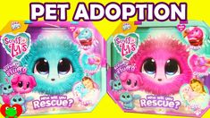 Puppy Kitten Easy To Repair Bunny Mystery Rescue Little Live Scruff-a-luvs – Pink