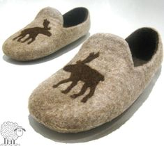 these would be so perfect with Clayton's moose pajamas!