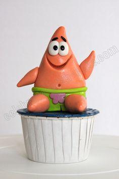 Celebrate with Cake!: Spongebob Cupcakes