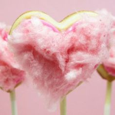Whimsical Cotton Candy Sweets  #cottoncandy #food #recipes #candy #sweets