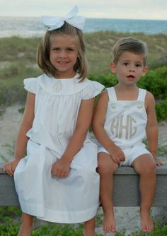 perfect beach dress for your little girl!
