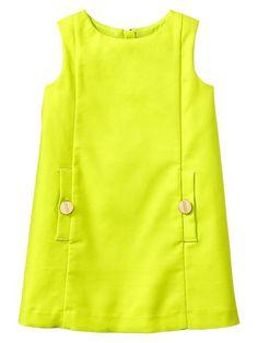 Gap | Bright pocket dress