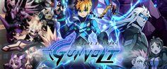 La OVA de Azure Striker Gunvolt se retrasa hasta enero del 2017.