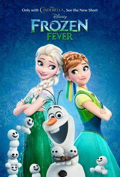 Frozen Fever poster!!
