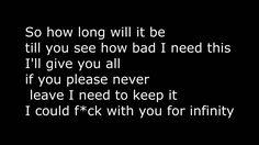 Niykee Heaton - Infinity Lyrics
