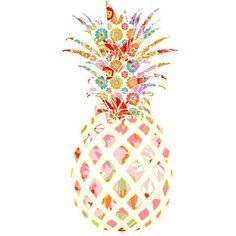 pineapple art,pineapple decor,girl nursery art,girl nursery decor,kitchen art,childrens art,pretty nursery art,baby girl nursery,modern art