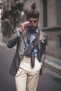 imposingtrends:  Mariano Di Vaio | ImposingTrends... - Behold : The gentleman.THIEF