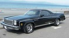 1975 Chevy El Camino