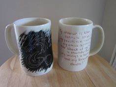 a smaug cup for Kelsey