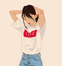 love her shirt.