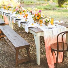 Amazing wedding details and decor in this boho wedding in Texas. This tablescape is to die for!