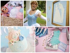 Cinderella Birthday Party Theme- Get Cinderella to come from The Party Crew www.wilmingtonpartycrew.com