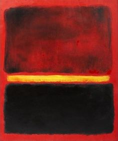 color block, multi-color, Rothko.. My favorite artist