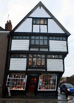 King's English Bookshop ~ Canterbury ~ UK