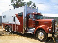 Kenworth Custom Motorhome   Flickr - Photo Sharing!