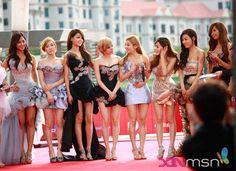 Girls' Generation #SNSD