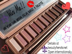 Urban Decay Naked 3 giveaway!   Details at beautyfiends.net. Open internationally. From Jan 13/14 - Feb. 4/14  Via @Beautyfiends  #urbandecay #naked3 #giveaway #win #makeup #beauty