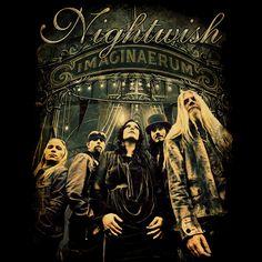Nightwish - 'Imaginerum'  Nightwish+Tarja = Amazing!!
