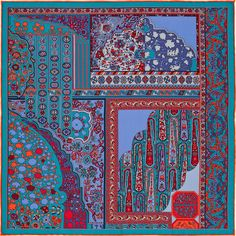 2477 meilleures images du tableau carrés foulards   Hermes scarves ... 43e69c69b2a