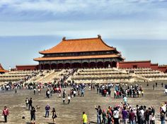 Following the steps of the Emperors's from the Ming to Qing Dynasty exploring The Forbidden City - Imperial Palace in Beijing, China by Carlos Melia @ http://carlosmeliablog.com/2015/06/following-the-emperors-steps-at-the-forbidden-city/
