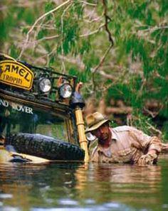 CAMEL TROPHY AUSTRALIA 1986:
