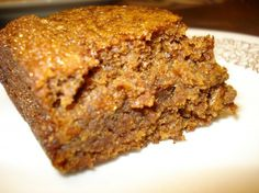 Eggless, Milkless, Butterless Spice Cake. Photo by Wish I Could Cook