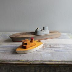 Long live wooden toys!