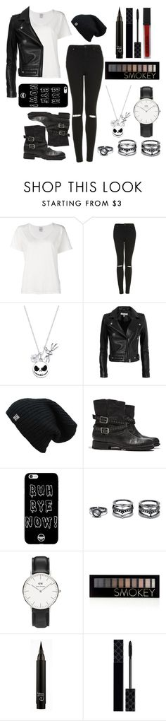 """""""Untitled #215"""" by exotic-demon-wolf ❤ liked on Polyvore featuring Visvim, Topshop, Disney, IRO, Jimmy Choo, LULUS, Daniel Wellington, Forever 21, Gucci and Smashbox"""