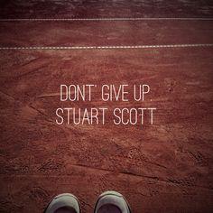 RIP true inspiration Stuart Scott.