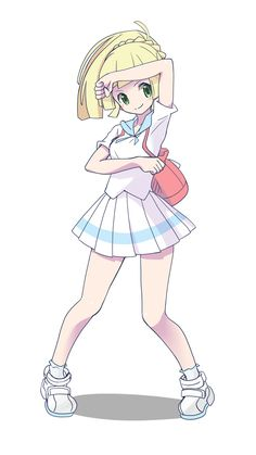 Lillie Pokemon