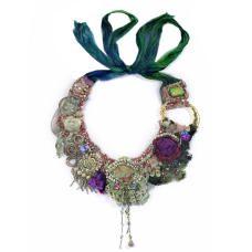 Bohemian necklace- Bess