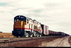 RailPictures.Net Photo: 61 Union Pacific Alco C855 at North Platte, Nebraska by Bill Marvel