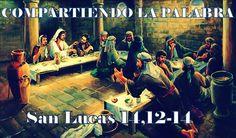 COMPARTIENDO LA PALABRA - LUNES 3 DE NOVIEMBRE DE 2014