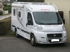 Camping car DETHLEFFS occasion - Profilé - 4 places - 2007 - 27500 € - Mehun-sur-Yèvre (Cher) WV154612189