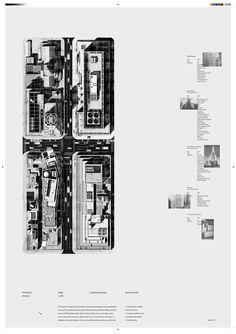 Presentation board 2/7—siteplan
