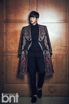 Park Hae Jin - bnt International December 2014
