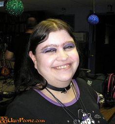 Bad Makeup | Beautiful Makeup Fail Ugly Woman With Bad Makeup.jpg