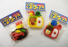 Iwako Japanese Eraser Lunch & Dinner set /9pcs by Iwako. $8.24. Color & Style May Vary or Same due to the different shipment from supplier in Japan.