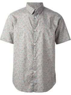 Men - A.P.C. Summer Shirt - WOK STORE