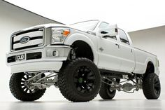 Ford , love the monster rims♥
