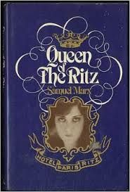 Biography of Blanche Auzello (Jewish-American) who became the wife of the manager of the Paris Ritz hotel. She worked with the French Resistance during World War II and was shot to death by her melancholy husband in a 1969 suicide-murder  https://www.kirkusreviews.com/book-reviews/samuel-marx/queen-of-the-ritz/