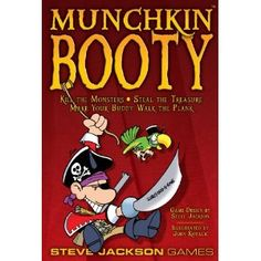 Munchkin Booty (Revised)