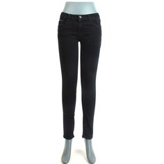 Today's Hot Pick :Vintage Black Skinny Jeans http://fashionstylep.com/P0000EVI/pushpush7023/out Go for a more timeless look with these skinny jeans. This pair comes with a button and fly closure, belt loops, five-pocket styling, slim fit in skinny leg silhouette, and vintage black color finish. Best worn with cropped printed tops and high-top sneakers.
