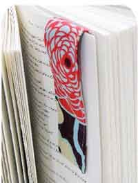 Magnetic Bookmarks Sewing Tutorial