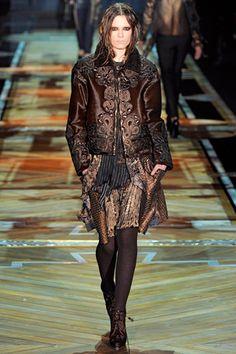 roberto cavalli milan fashion week fall 2011 collection 2