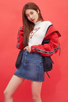 "Suzy ""Guess"" 2018 S/S Collection"