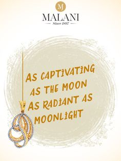 Your eternal beauty shines like the moonlight with radiance added by breathtaking #diamond #jewelry from #MalaniJewelers. Shop from our artistic designs now. Jewelry Quotes, Moonlight, Diamond Jewelry, Jewels, Drawing, Artist, Artwork, Shop, Beauty