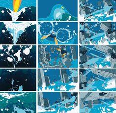 創形美術学校 ビジュアルデザイン科 アニメーション&コミック専攻 | SOKEI ACADEMY , Visual Design Department , Animation & Comic Course