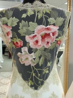.Claire Pettibone 'Heart's Desire' wedding dress at our Ohio stockist, Bridal and Formal http://www.clairepettibone.com/hearts_desire