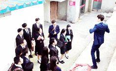 Lee Jong Suk in Doctor Stranger